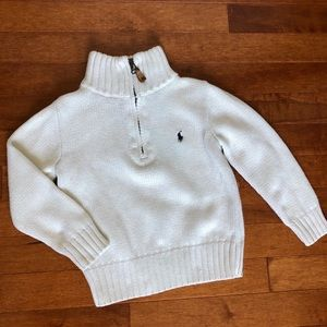 Polo by Ralph Lauren boys sweater.